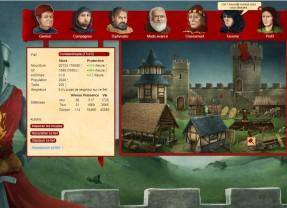 Okord : jeu de stratégie au temps du Moyen Âge